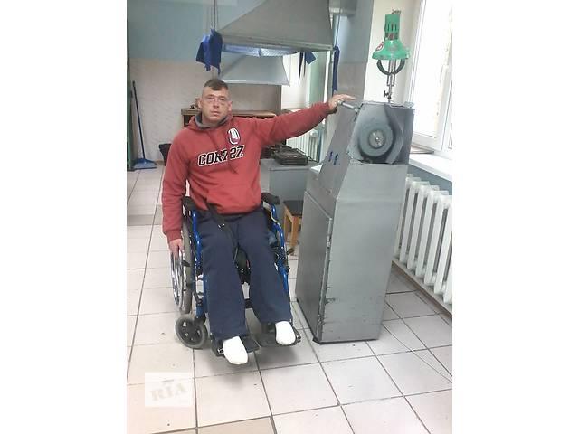 бу Нужны материалы и оборудование для ремонта обуви переселенцу-инвалиду 1 гр. в Николаевской области