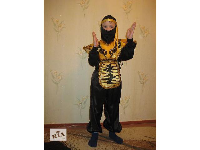 бу Ниндзя Самурай - карнавальный костюм на прокат в Николаеве