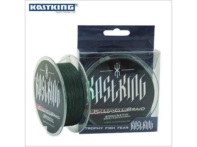 бу Распродажа!!! Нить рыболовная (шнур рыболовный плетенка) KastKing 300 м 0,22 мм в Каневе
