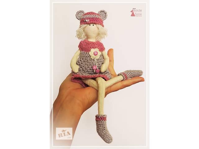 продам Нюша. Текстильная кукла ручной работы. бу в Херсоне