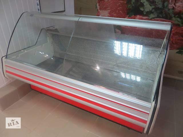 купить бу низкотемпературная холодильная витрина COLD  в Украине