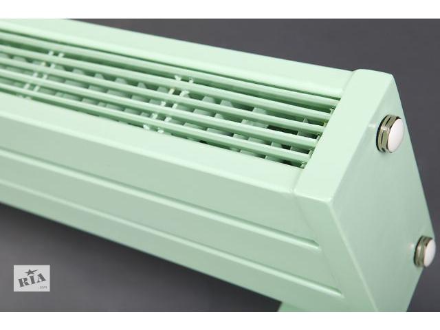 купить бу Низкий дизайн-радиатор в Харькове