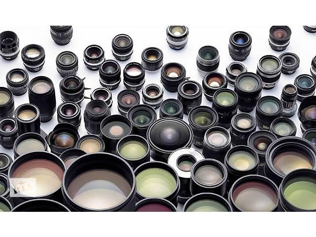 Об'єктиви та фотокамери Leica, Meyer-Optik, Carl Zeiss, Canon, Nikon, Pentax, Yashica, ROLLEI, Minolta, тощо...- объявление о продаже  в Новограде-Волынском