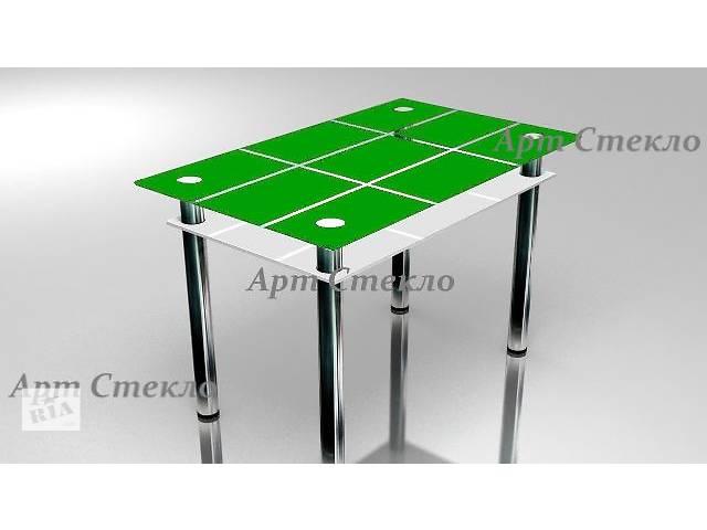 бу Обеденный стол из стекла в Дружковке