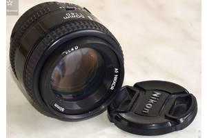 б/у Стандартные объективы Nikon