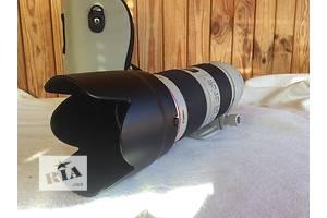 Объектив фотоаппарата Сменные объективы Canon б/у