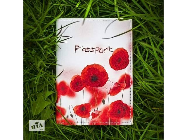 продам Обложка на паспорт бу в Киеве