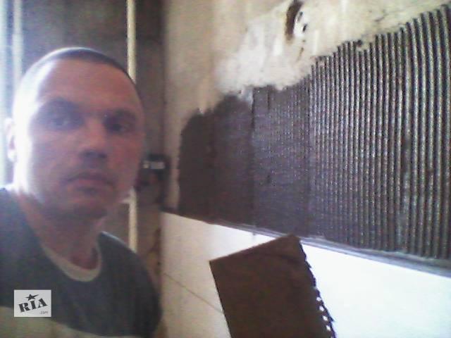 купить бу Облицовка керамической плиткой внутри помещений в Виннице