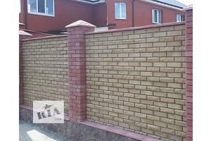 Облицовочный кирпич от производителя Киев, плитка фасадная и плитка тротуарная от производителя Киев, с доставкой