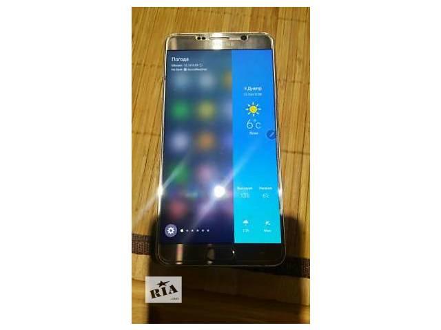 бу Обмен на S7 Смартфон Samsung Note 5. Прошивка note 7 N920t 32Gb в Днепре (Днепропетровск)
