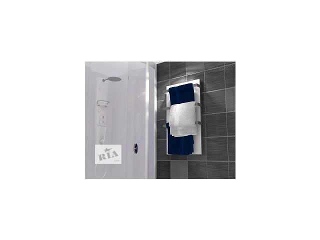 бу Панельний полотенцесушитель, обогреватель для ванной Ecos 330 Вт в Кропивницком (Кировограде)