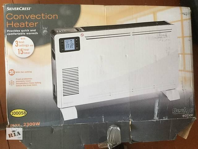 купить бу Обогреватель Silvercrest 2.300W Convection Heater в Киверцах