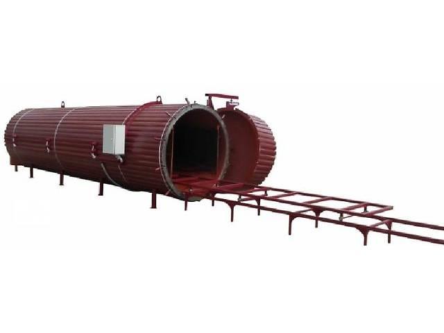бу Оборудование для термической обработки древесины  в Украине