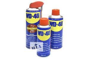 Смазка универсальная WD-40 Аэрозоль 400ml, 300ml, 200ml