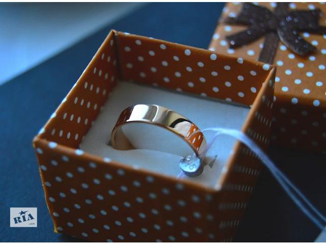 купить бу Обручальное кольцо Американка 585 пробы! Любой размер!  в Львове