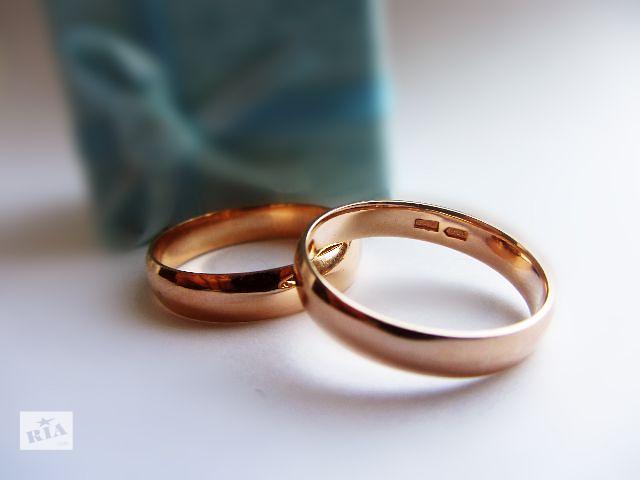 Обручальные кольца 585 пробы! Любого размера и ширины! - объявление о продаже  в Львове
