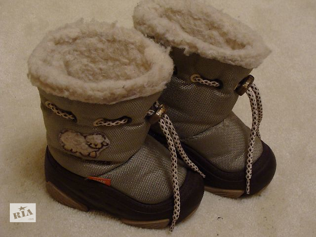 Обувь зимняя- объявление о продаже  в Киеве