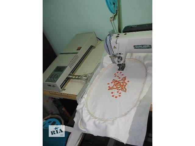 вышивальное оборудование от производителя- объявление о продаже  в Харькове