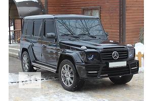 Новые Обвесы бампера Mercedes G-Class