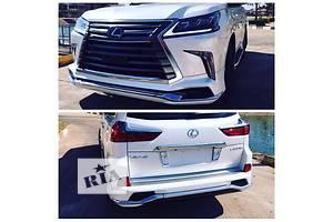 Новые Бамперы передние Lexus