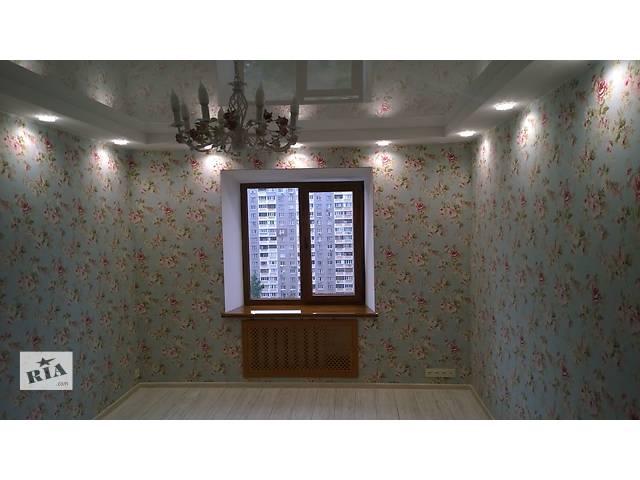 Обивка (драпировка) тканью стен, потолков, перегородок- объявление о продаже   в Украине