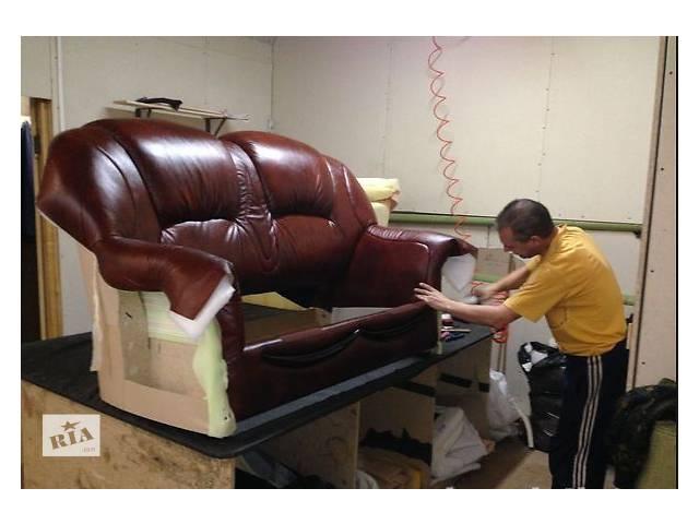 Сборка своими руками мягкой мебели