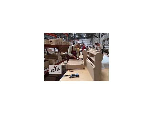 купить бу Обивщик мягкой мебели на фабрику в Польшу  в Украине