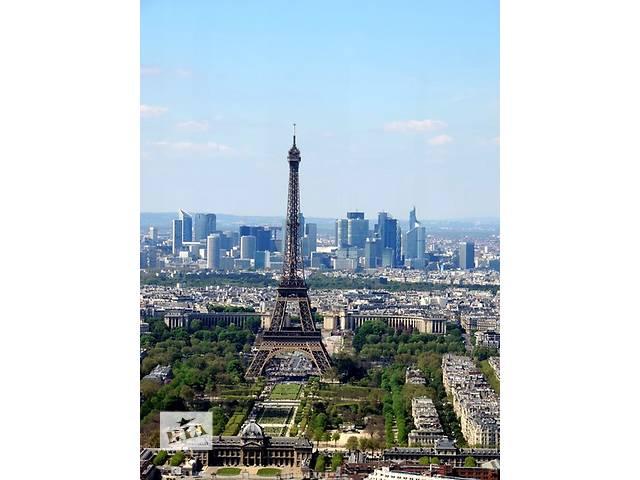 бу Обзорная экскурсия в Париже – 70 € за человека.  «Вид сверху: по крышам романтичного города Парижа!»  в Украине