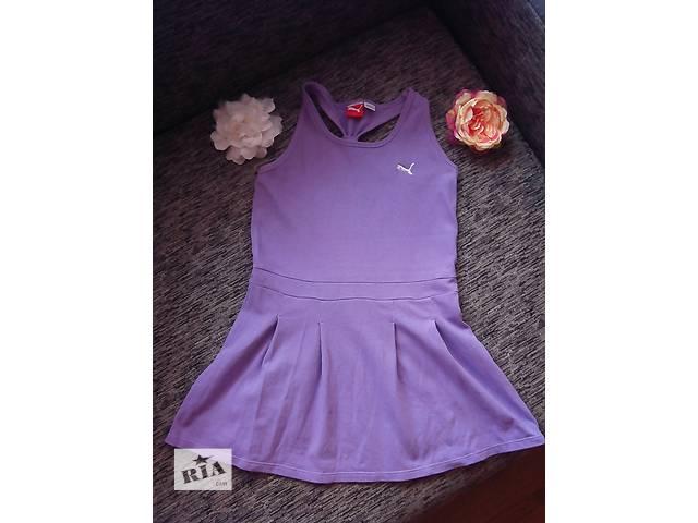 бу очень классное легкое спортивное платье puma размер 8 в Харькове