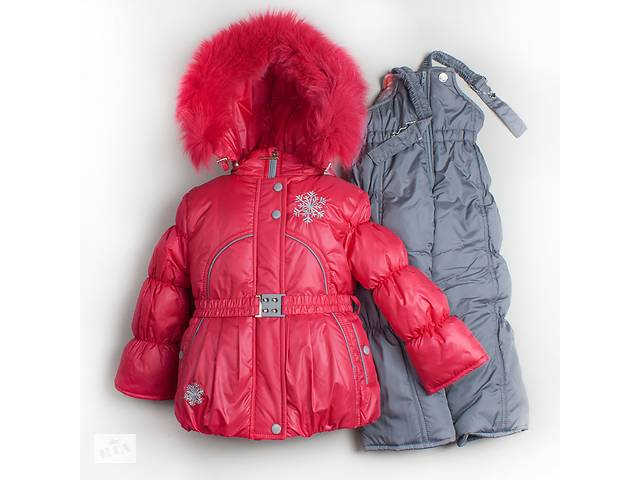 бу Очень красивый зимний комплект для принцесс размеры 92,98,104,110 в Харькове