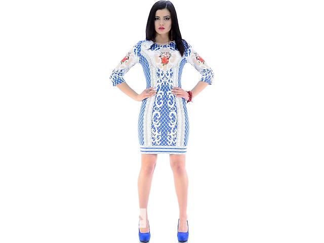 Очень стильное платье - объявление о продаже  в Запорожье
