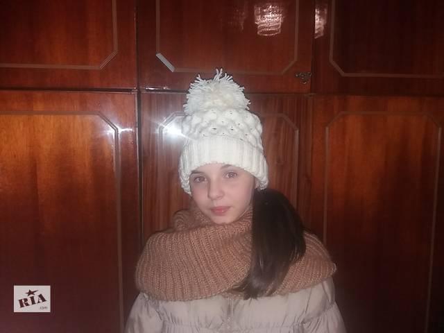 купить бу  Очень теплая шапка в Киеве