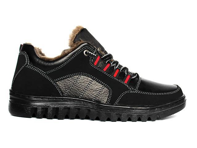 бу Очень теплые мужские кроссовки на меху зимние 2016. Удобная обувь для ежедневного использования на работу, учебу, заняти в Днепре (Днепропетровске)
