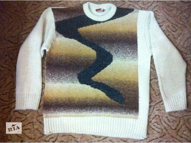 Очень теплый мужской свитер- объявление о продаже  в Северодонецке