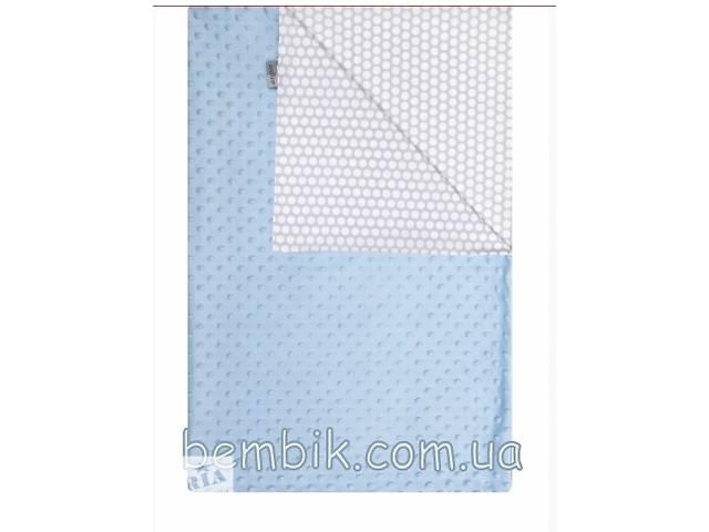 Одеяло-плед Minky+Bawelna Womar- объявление о продаже  в Виннице