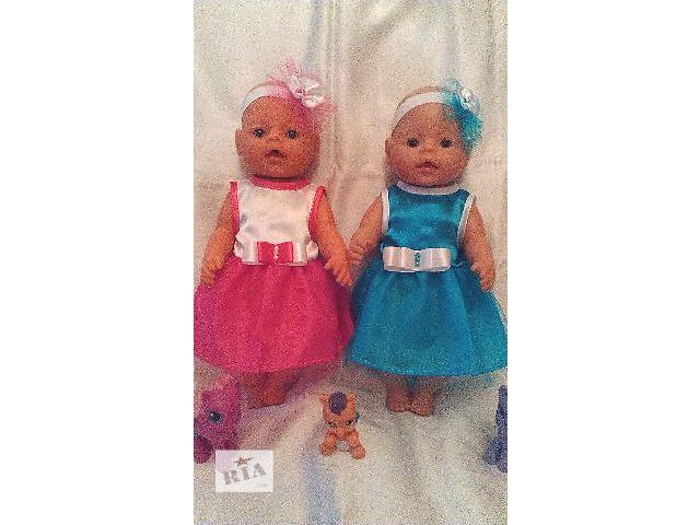 продам Одежда для кукол BABY BORN ручной работы бу в Донецке