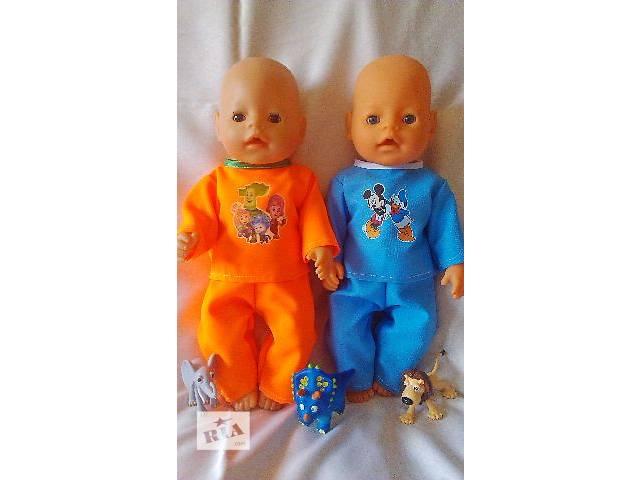 бу Одежда для кукол BABY BORN ручной работы в Донецке