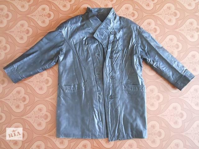 продам Женская кожаная куртка бу в Апостолово