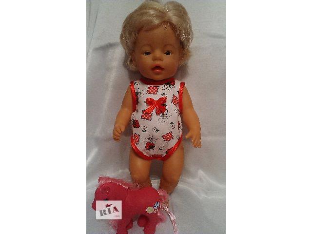 бу одежда для кукол baby born в Донецке