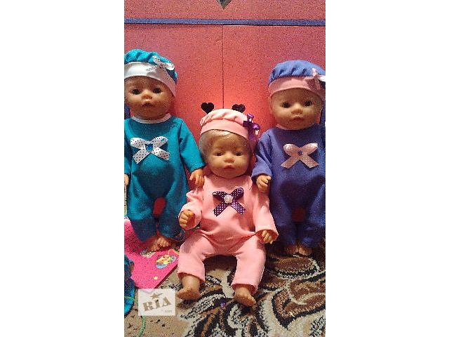 продам одежда для кукол baby born бу в Донецке