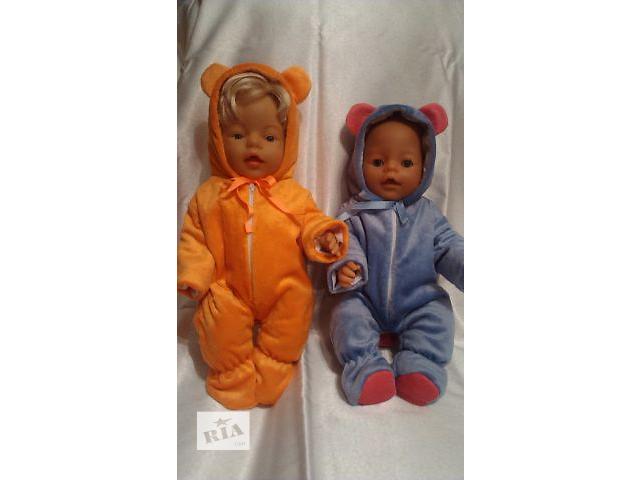 купить бу одежда для кукол baby born в Донецке