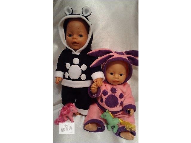 Одежда для кукол BABY BORN- объявление о продаже  в Донецке