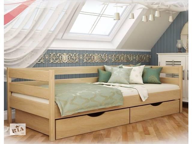 продам Одноярусная кровать Нота как для детей так и для взрослых! В наличие! бу в Киеве