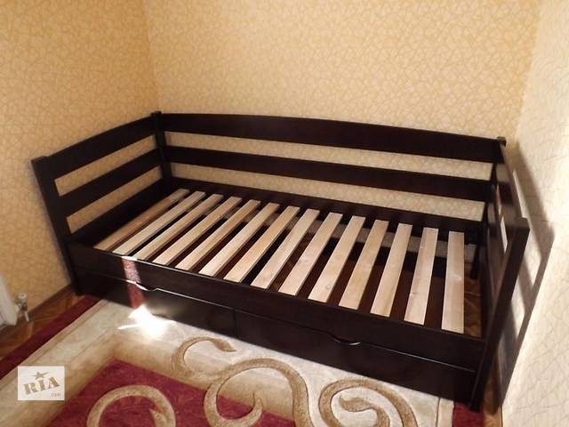 бу Одноярусная кровать Нота как для детей так и для взрослых! В наличие! в Киеве