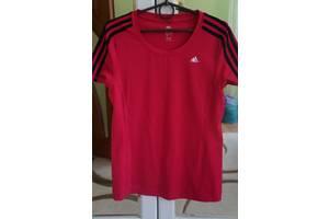 б/у Женские футболки, майки и топы Adidas