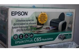 б/у Принтеры лазерные цветные Epson
