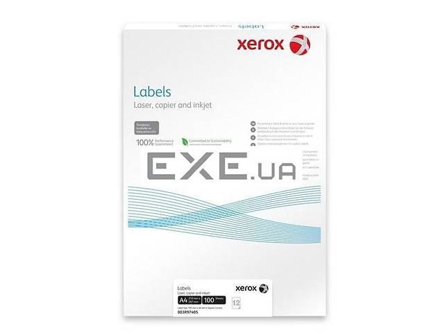 Этикетка самоклеящаяся XEROX 003R96288- объявление о продаже  в Киеве