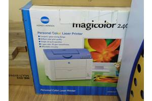 Новые Принтеры лазерные цветные KONICA MINOLTA