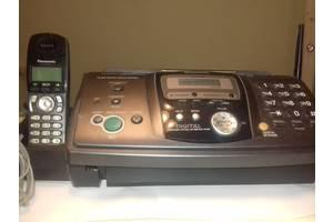 б/в Факси на термопапері Panasonic