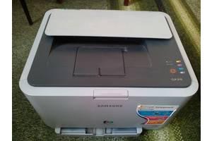 б/у Лазерний кольоровий принтер Samsung